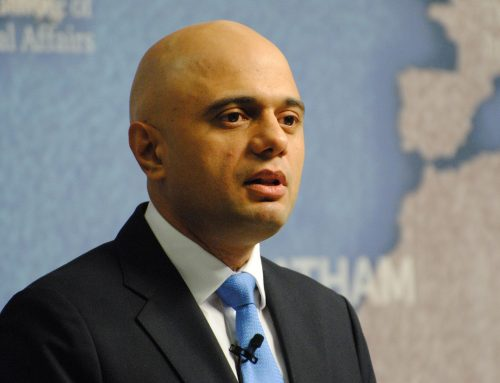 From a migrant to a son of a migrant, the new Home Secretary