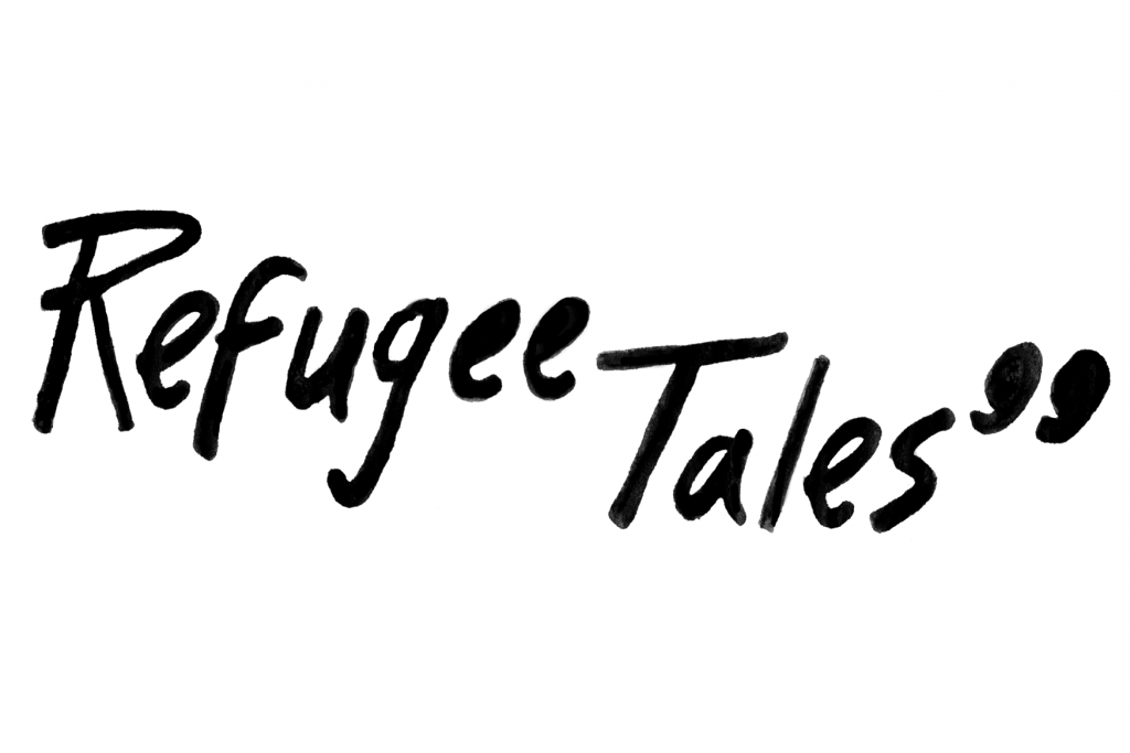 Refugee Tales: 28 tales for 28 days